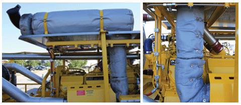 Unitherm Exhaust Insulation Cml Enterprises Inc